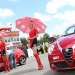 Superbike Brno 2012 Official Grid Girls
