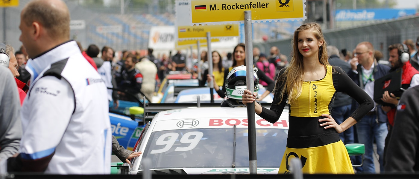 SEXY GRID GIRLS | BOXENLUDER | PITBABES | RACEQUEENS