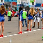 ADAC Total 24h Nürburgring Falken Grid Girls 2019