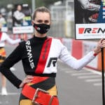 DTM Grid Girls aus Zolder 2020