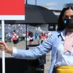 Formel E Grid Girls aus Berlin 2021